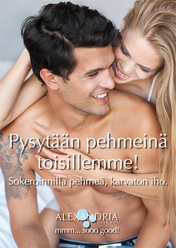 Sokerointi - Body sugaring - Hair Garage, Tampere