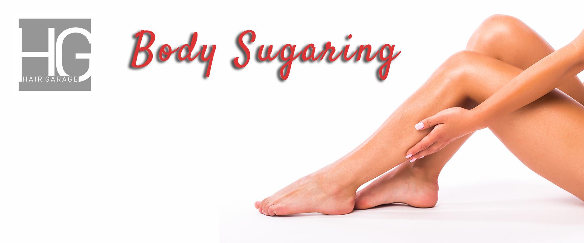 Sokerointi - body sugaring Tampereella - kauneushoitola Hair Garage